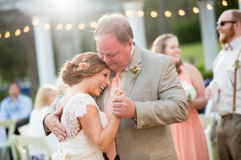 Sweet Home Plantation tender father daughter dance
